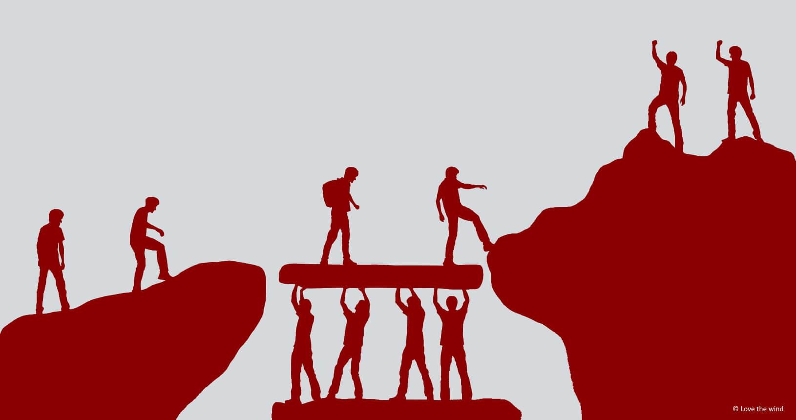 Neue Zusammenarbeit und Servant Leadership